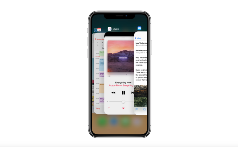 Apple Releases iOS 11.1 Beta 4 to Registered Developers