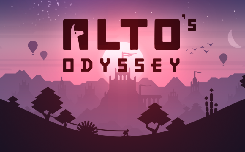 Alto's Odyssey Launches One Day Early, Available Now