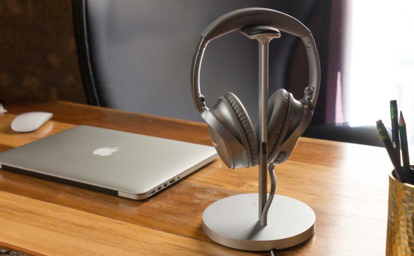 Grab Twelve South's Fermata Headphone Charging Stand for $49.99