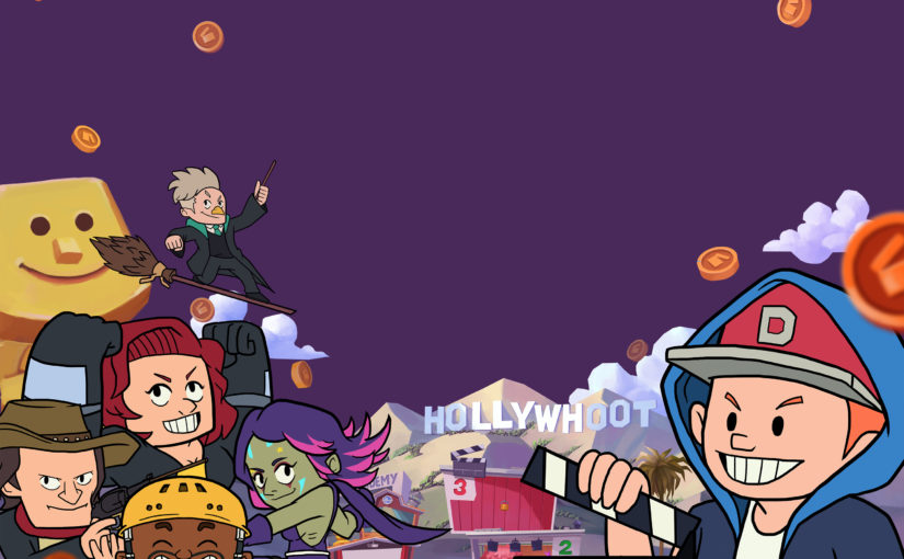 Hollywhoot is a Funny-as-Hell Mobile Clicker Set in Tinseltown