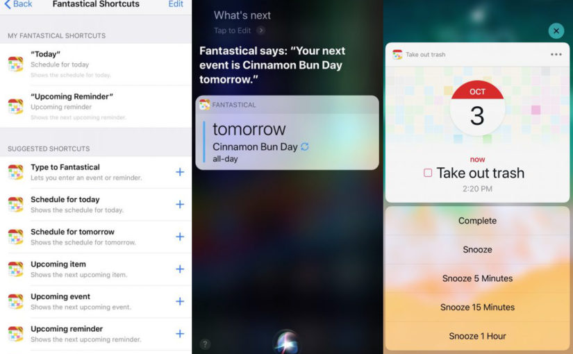 Fantastical 2 Update Brings Support for New iOS 12, watchOS 5 Features