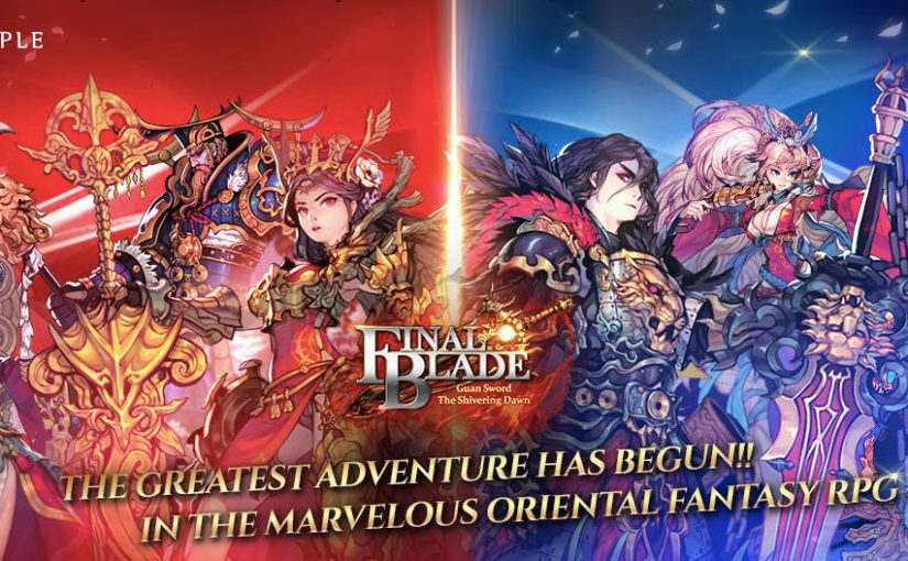 Gacha RPG Final Blade has Already Conquered Taiwan and Korea – Now it's Coming for You