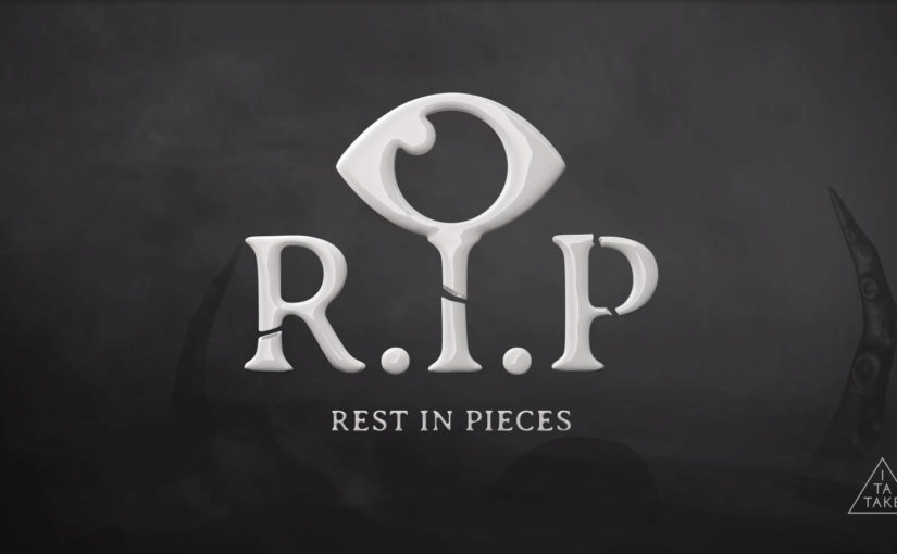 Rest in Pieces is a Smashingly Scary Casual Horror Game