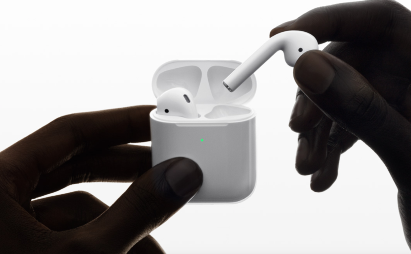 New AirPods Land With Handsfree 'Hey Siri' Support, Wireless Charging Case Option