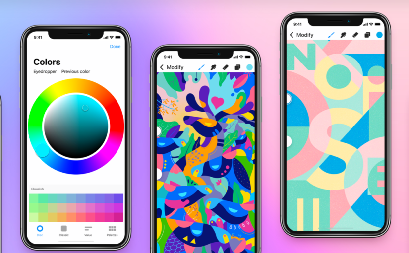 Procreate Pocket 3 Arrives With a Number of New Features