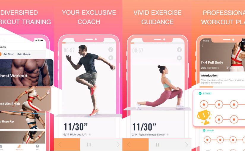 CooTek's HiFit is a Fitness App with Video Coaching, Custom Workout Plans and More
