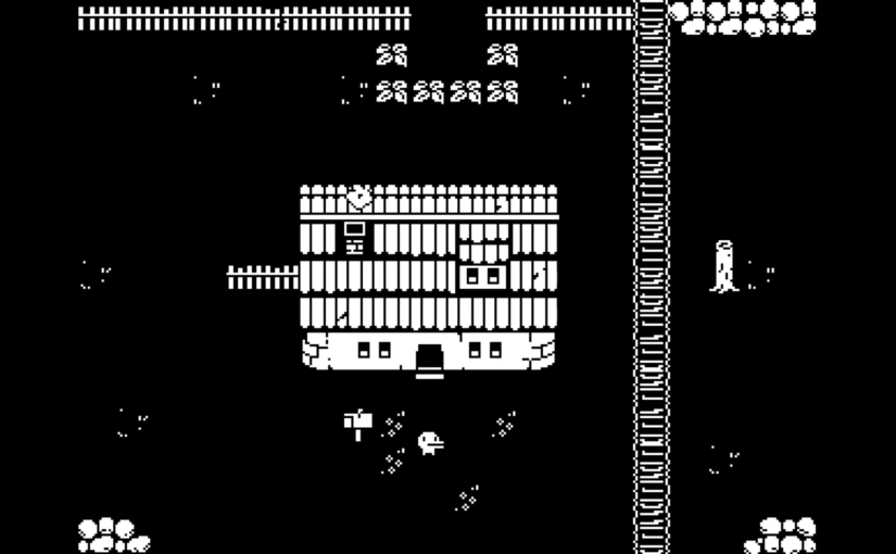 Go on an Adventure 60 Seconds at a Time in Minit