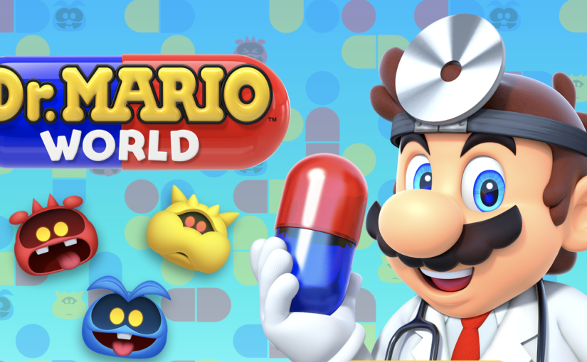 Dr. Mario World Hits the App Store Ready to Destroy Viruses