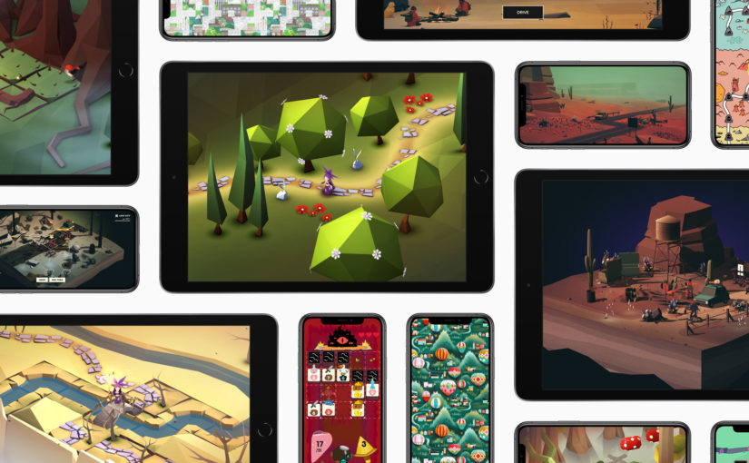 What's New on Apple Arcade: The Bradwell Conspiracy, Pilgrims, Nightmare Farm, Redout: Space Assault
