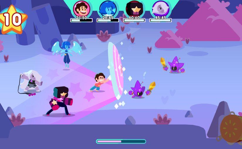 Steven Universe Lands on Apple Arcade With Unleash the Light