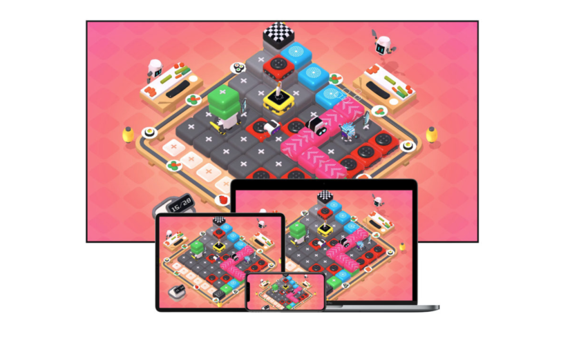 Rosie's Reality Lands on Apple Arcade