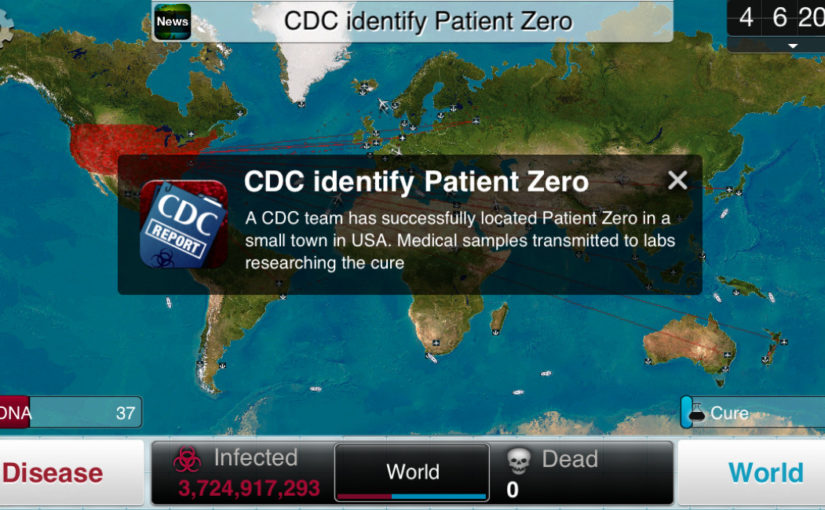 Upcoming Plague Inc. Update Will Allows Players to Stop a Pandemic