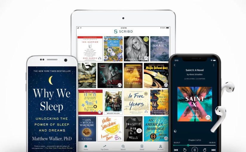 Enjoy a 30-Day Free Trial of Scribd Now With No Credit Card Needed