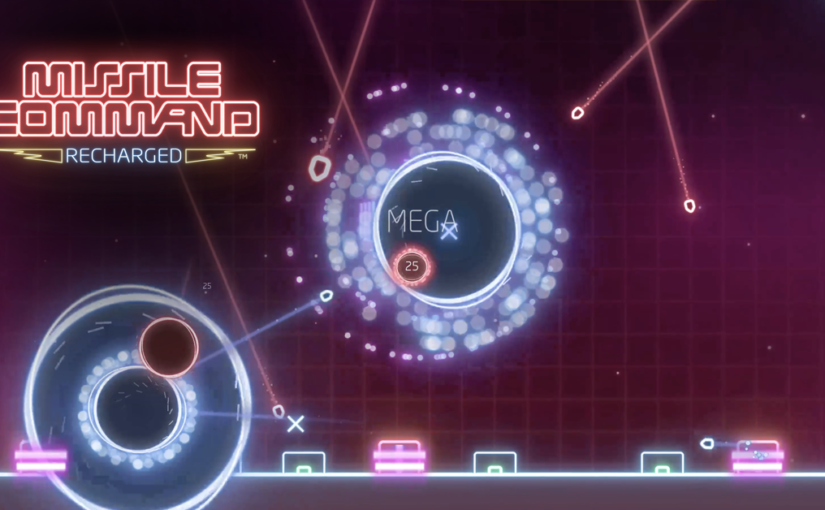 Missile Command: Recharged Blasts Onto the App Store