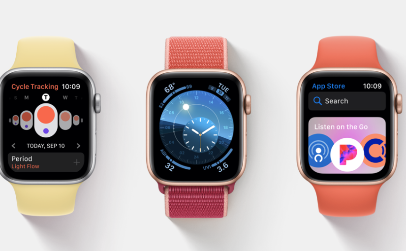 watchOS 6.2 is Now Available to Download