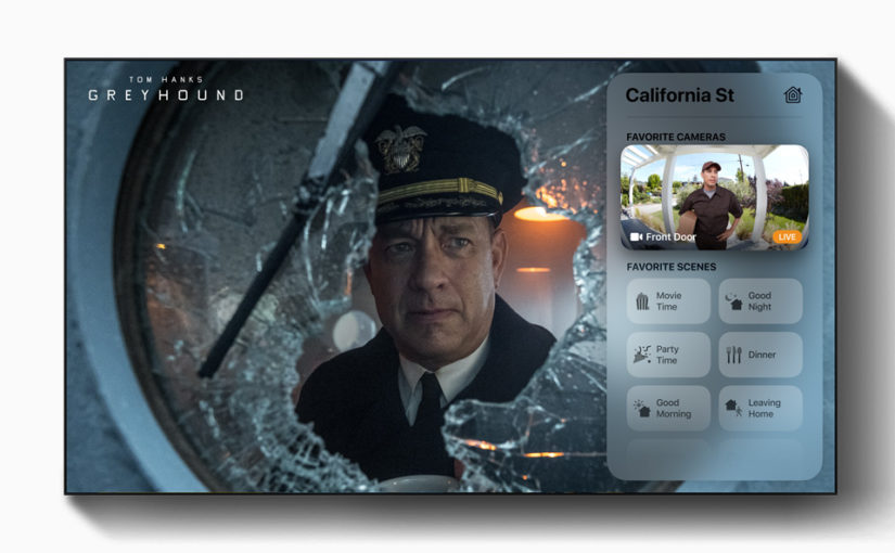 New Control Center, System-Wide Picture-in-Picture on Tap for tvOS 14
