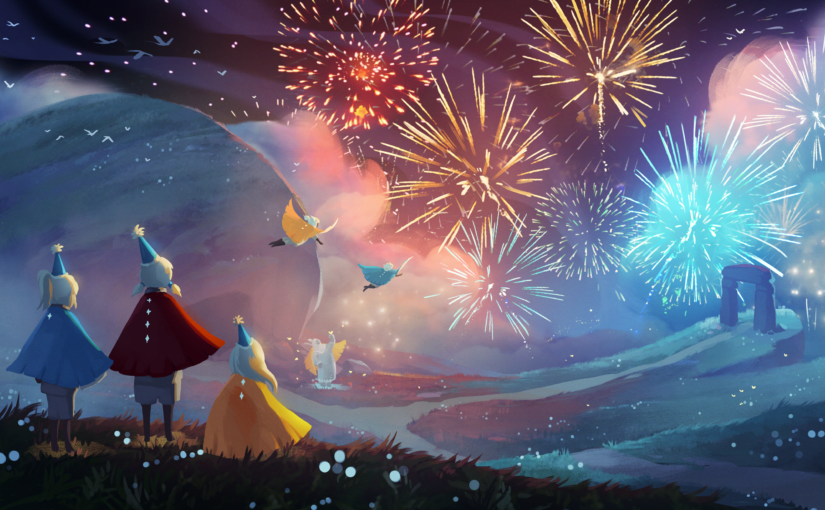 Sky: Children of the Light Offers New Player Events to Celebrate its First Anniversary