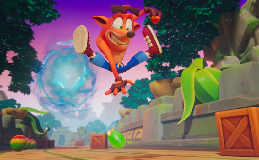 Crash Bandicoot: On the Run! Arrives in March 2021
