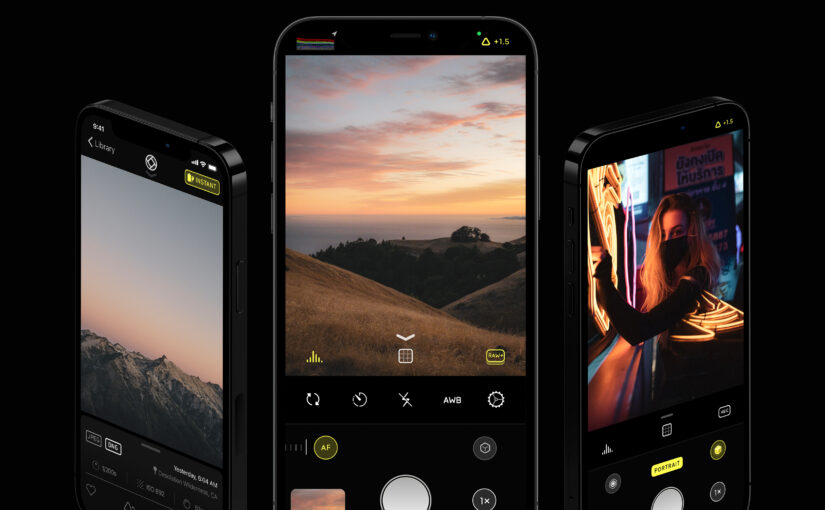 Professional Camera App Halide Mark II Launches With a New Design and More