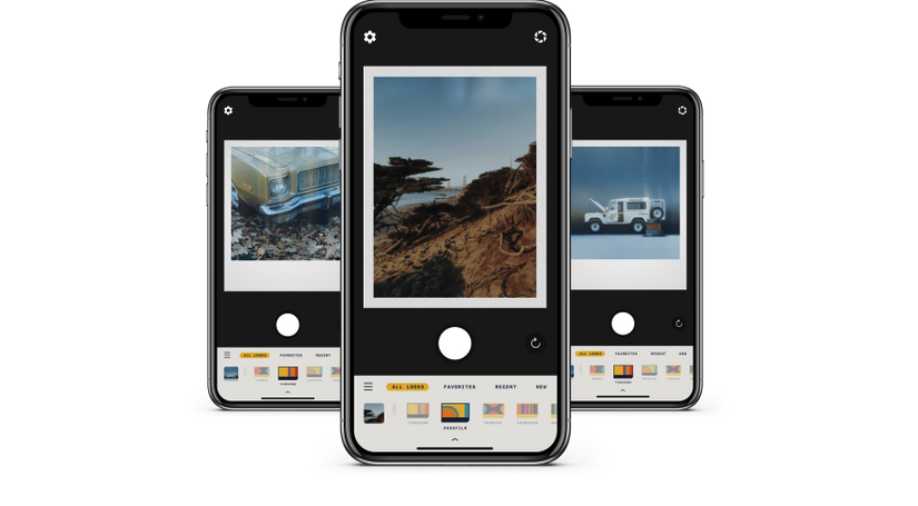 Moment's RTRO App Updated With New Instant Film Option