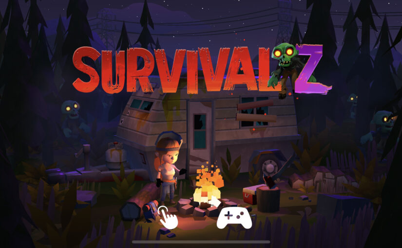 Blast Your Way Through Zombies in Apple Arcade's Survival Z