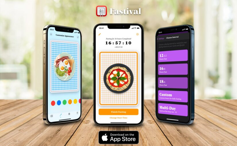 Fastival Is a Slick, Free, User-Friendly Way to Try Intermittent Fasting