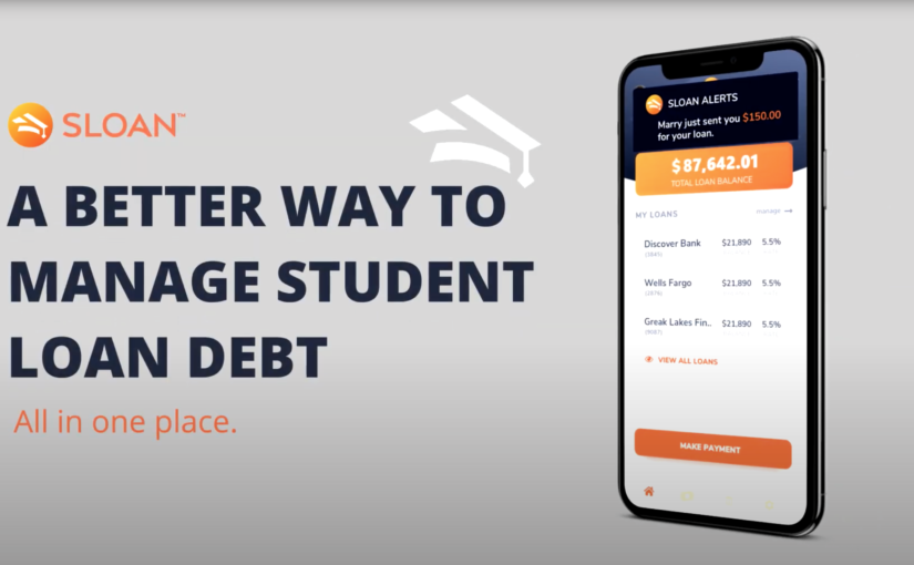 Sloan Is a Student Loan Dashboard App That Lets You Crowdfund, Apply Credit Card Round-ups, and Much More