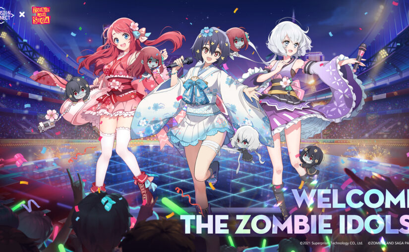 Illusion Connect Launches Crossover Event with Anime Zombie Land Saga
