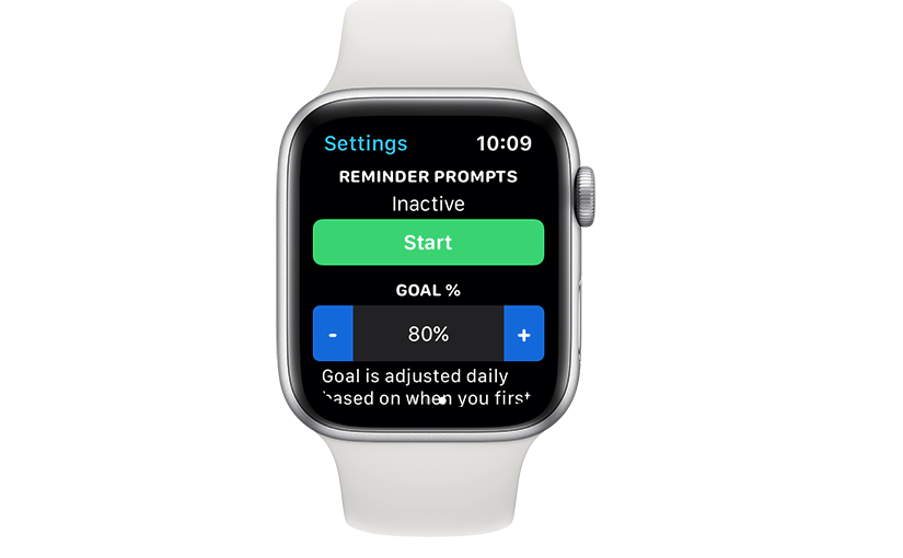 Ian's Awesome Counter is An Apple Watch App to Help With Focus