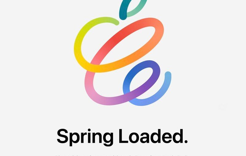Apple Announces 'Spring Loaded' Event on April 20
