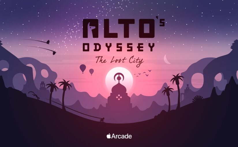 Alto's Odyssey: The Lost City, Angry Birds Reloaded Headed to Apple Arcade