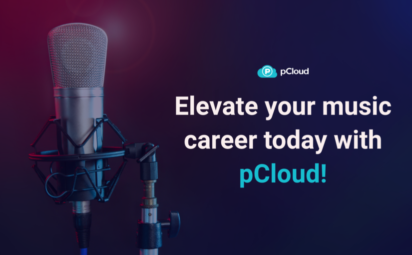 World Music Day Is Here, and pCloud Is the Perfect Cloud Storage Solution for your Songs