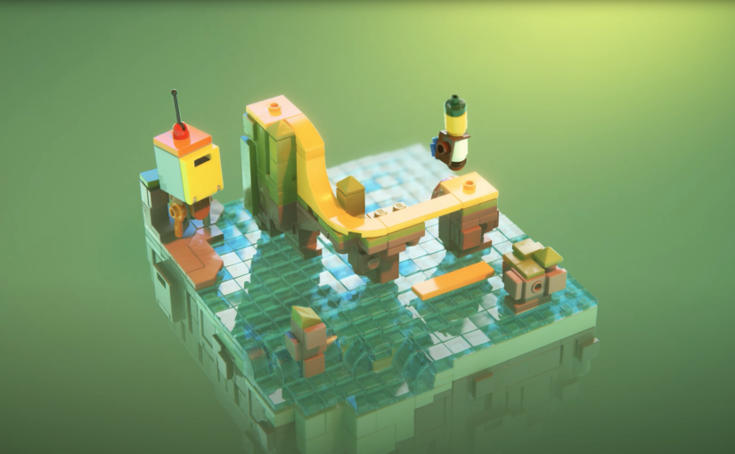 LEGO Builder's Journey Update Features New Levels and More Story