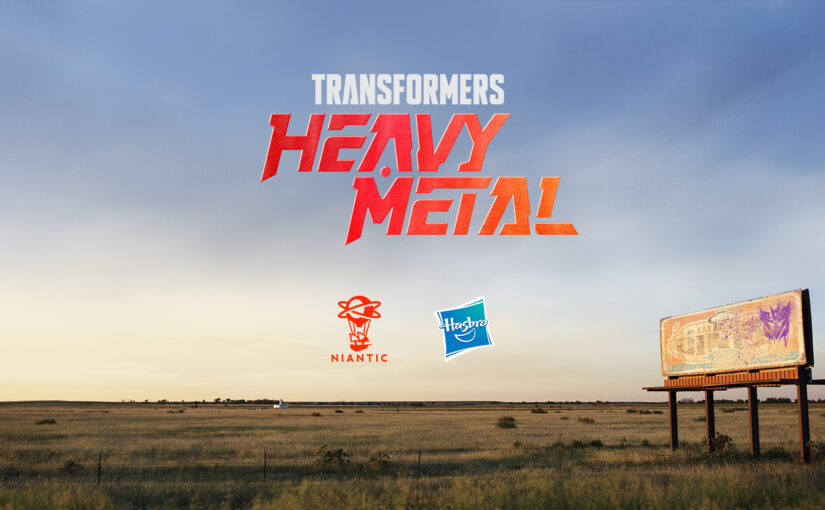 Niantic Will Release AR Game Transformers: Heavy Metal Later This Year