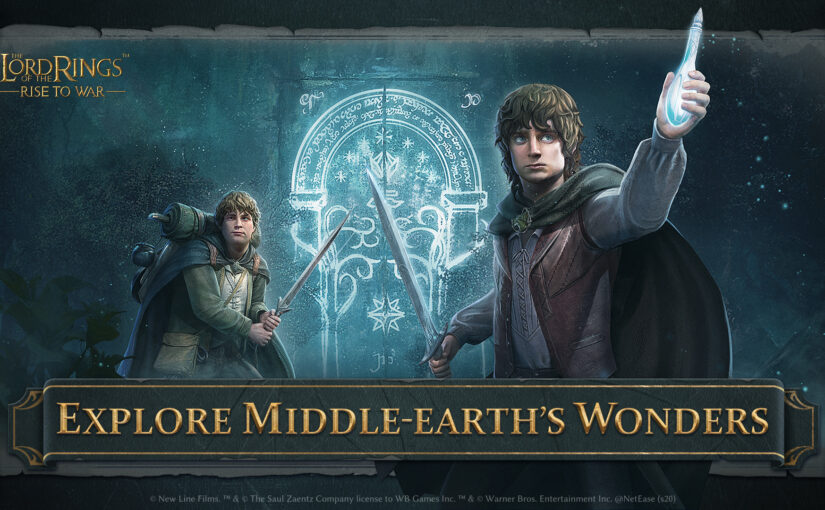 The Lord of the Rings: Rise to War Is a Seasonal Strategy Game, Out Now on Mobile