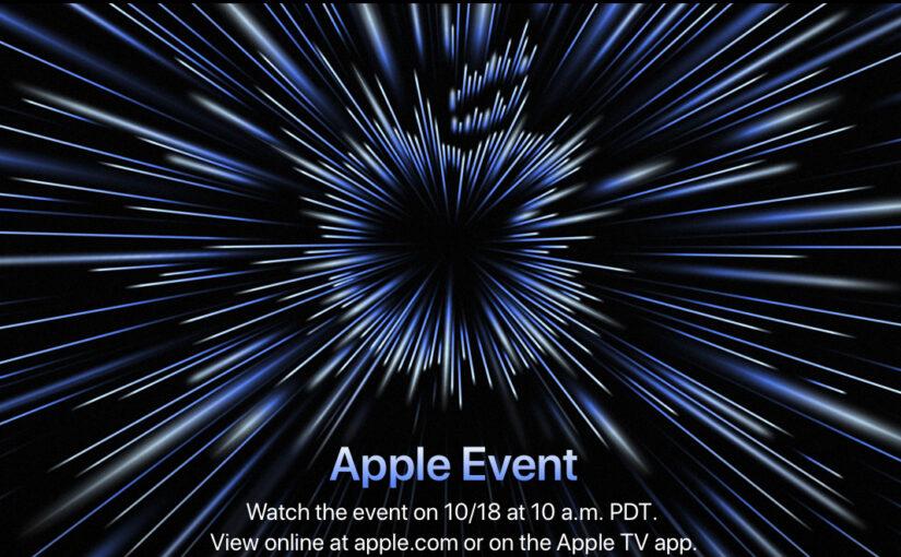 Apple Announces 'Unleashed' Event Next Monday, Oct. 18